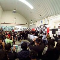 Photo taken at Mitsui Automotriz by Javier N. on 9/3/2014