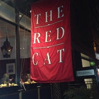 Photo taken at The Red Cat by Melissa A. on 10/19/2013