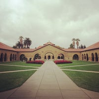 Photo taken at Stanford University by James S. on 10/11/2012