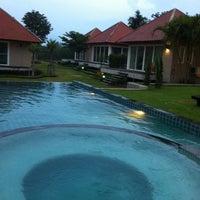 Photo taken at Samanea Resort Khao Yai by Supawadee S. on 10/11/2014