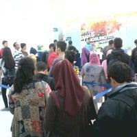 Photo taken at Bank Mandiri Juanda by Fitri S. on 3/3/2014