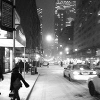 Photo taken at The Fitzpatrick Manhattan by Kristopher M. on 1/26/2013