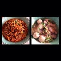 Photo taken at ร้านป้าไพ by Ac N. on 4/13/2014