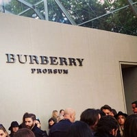Photo taken at Burberry by Brent B. on 9/16/2013