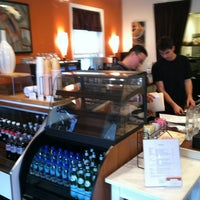 Photo taken at Thyme Café by David N. on 2/11/2012