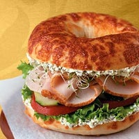 Photo taken at Straight From New York Bagels by Straight From New York Bagels on 12/18/2013