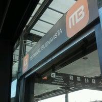 Photo taken at Metrobús Buenavista L4 by Arturo S. on 3/7/2013