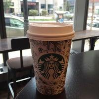 Photo taken at Starbucks by Rob C. on 9/19/2015