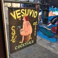 Photo taken at Vesuvio Cafe by Megan B. on 3/20/2013
