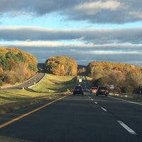 Photo taken at Lee Service Plaza (Eastbound) by Natalie D. on 10/19/2014