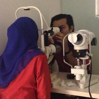 Photo taken at Menara Optometry Centre by Azlan A. on 9/5/2015