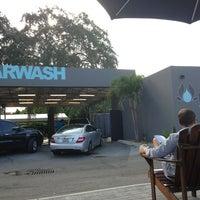 Photo taken at Karma Car Wash by Roy Adam L. on 8/17/2013