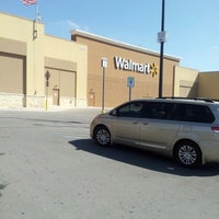 Photo taken at Walmart Supercenter by Matthew L. on 10/30/2012