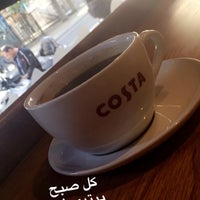 Photo taken at Costa Coffee by Amal on 8/24/2016