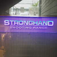 Photo taken at Stronghand Shooting Range by TinTin A. on 7/10/2016