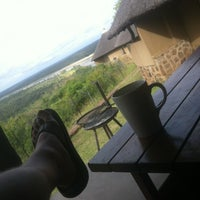 Photo taken at Olifants Rest Camp by Marc M. on 4/27/2013