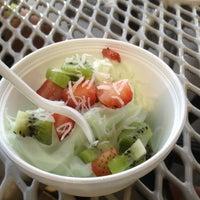 Photo taken at Feeney's Frozen Yogurt by Glenn F. on 6/26/2013