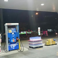 Photo taken at Esso by Koji O. on 7/10/2015