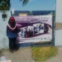 Photo taken at Penang Matriculation College by Farah H. on 5/25/2014