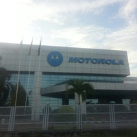 Photo taken at Motorola Solutions Malaysia Sdn Bhd by Safwan P. on 4/29/2013