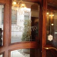 Foto scattata a Hotel Spessotto da Urs M. il 4/1/2014