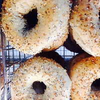 Photo taken at South Street Philly Bagels by Swan V. on 7/14/2014