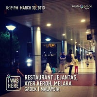 Photo taken at R&R Jejantas Ayer Keroh by Zulhilmy M. on 3/30/2013