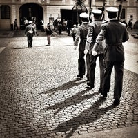 Photo taken at Prague Castle by Kick i. on 6/29/2013