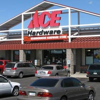 Photo taken at Ace Hardware by Scott P. on 3/18/2014