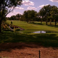Photo taken at Lubbock Country Club by Adrian T. on 5/2/2013