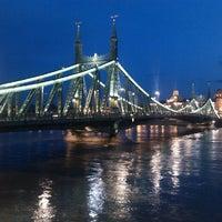 Photo taken at Liberty Bridge by Jan S. on 6/8/2013