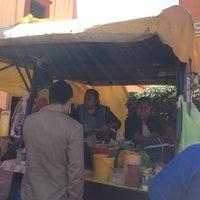 Photo taken at Tacos La Congregación by María Fernanda P. on 12/18/2013