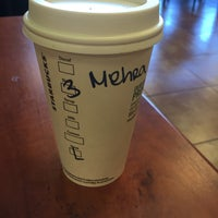 Photo taken at Starbucks by Mehra A. on 8/5/2016