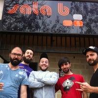 Photo taken at Sala B - Indie Room by Eloy C. on 5/11/2013