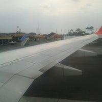 Photo taken at Ahmad Yani International Airport (SRG) by Eka S. on 10/7/2012