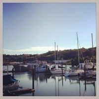 Photo taken at Harbor Island Marina by Eric T. on 10/24/2013