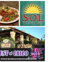 Photo taken at Sol Mexican Grill by Sol Mexican Grill on 10/28/2014