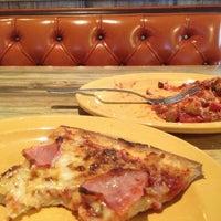 Photo taken at Ken's Pizza by Rachel P. on 1/25/2013