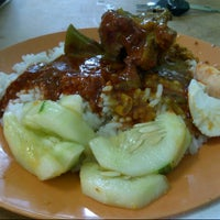 Photo taken at Nasi Ganja by achot on 12/1/2012