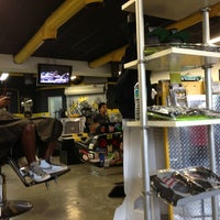 Photo taken at Chop Shop Barbershop Wynwood by Ariel M. on 5/18/2013