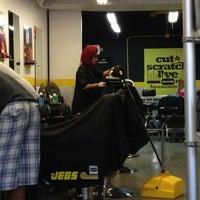 Photo taken at Chop Shop Barbershop Wynwood by Ariel M. on 4/21/2013