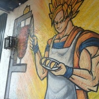 Photo taken at Taqueria Goku by Dianne C. on 7/16/2014