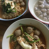 Photo taken at Mama Fa Thani by TA_RN on 5/28/2016