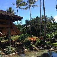 Photo taken at Keoki's Paradise by Anna L. on 9/18/2013