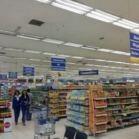 Photo taken at Supermercado Stock - IPS by Claudio B. on 11/10/2012