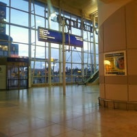 Photo taken at Liverpool John Lennon Airport (LPL) by Riccardo M. on 11/3/2012