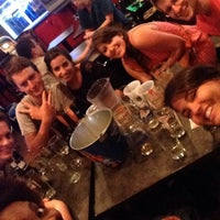 Photo taken at The Corner Pub by Cibele C. on 7/24/2014