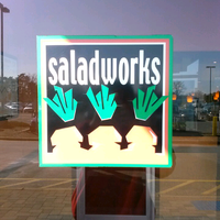 Photo taken at Saladworks by Michael R. on 2/15/2013