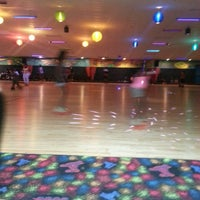 Photo taken at Starlite Skating Center by Marquise G. on 7/6/2014