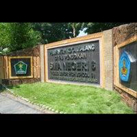 Photo taken at SMA Negeri 6 Malang by Abraham A. on 1/15/2014